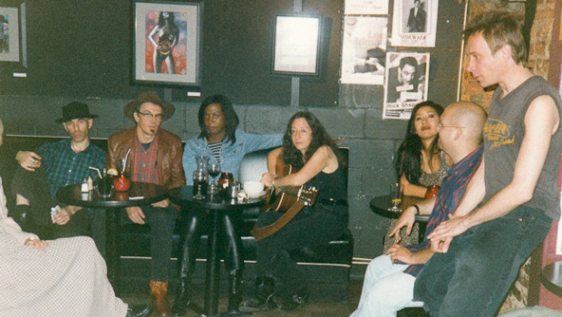 Lenny Molotov, Ross Owen, Dina Rudeen, Anne Husic, Jonathan Berger, Jackie Ho, Joe Bendik, Courtesy Anne Husick.