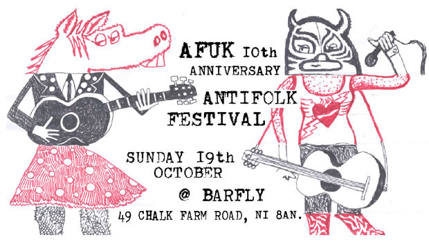 10 years of Antifolk UK