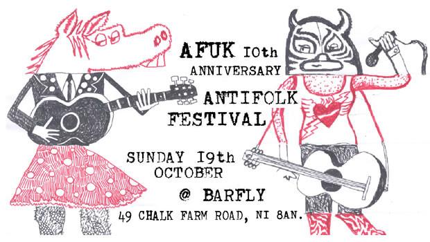 10 years of Antifolk UK