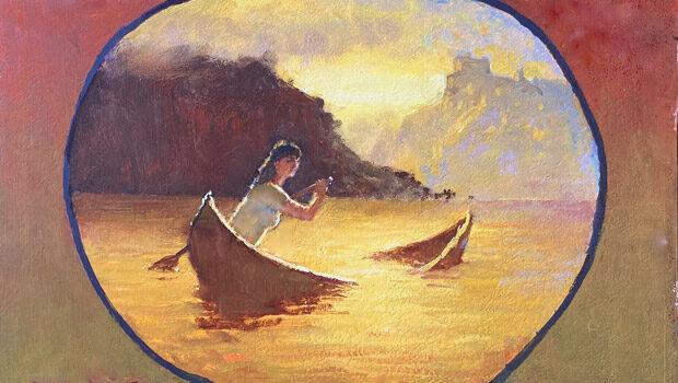 Leaky canoe album cover
